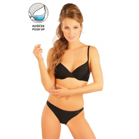 Swim push-up bra