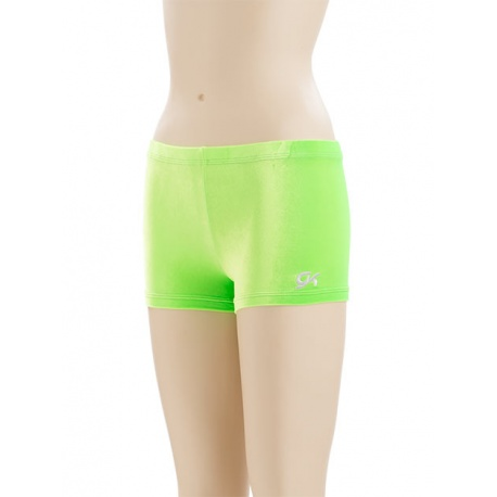 Velvet micro mini workout shorts 1448 104