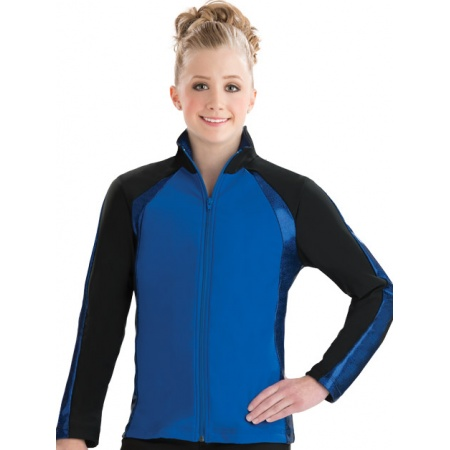 Sideline fitted warm-up jacket 8753