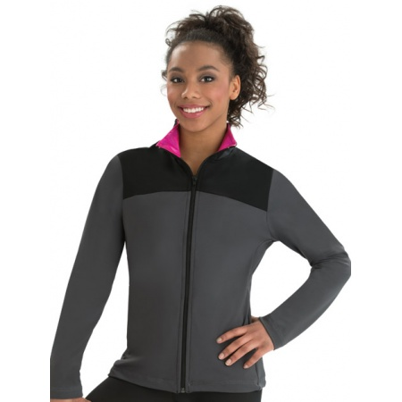 Dichotomy Fitted warm-up jacket 8799