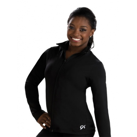 Fitted DryTech warm-up jacket SWU09 016