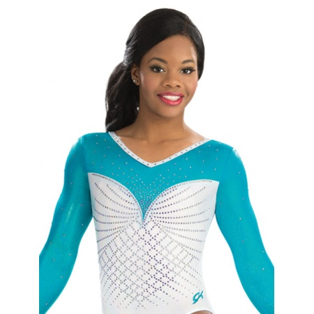 Timeless contour gymnastics leotard 7603