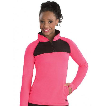 Athletic elite pullover jacket 8709