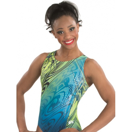 GK leotard CIR025 - size AM