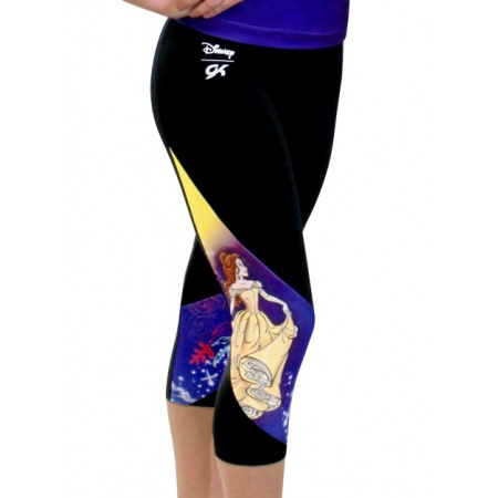 Beauty and the Beast Capri Pants DSY113