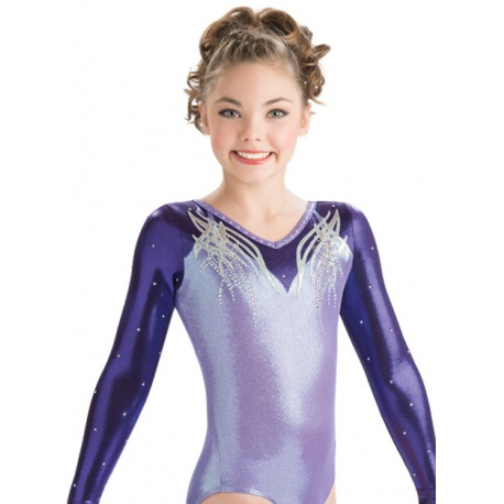 Descending Edge Competition leotard 9612