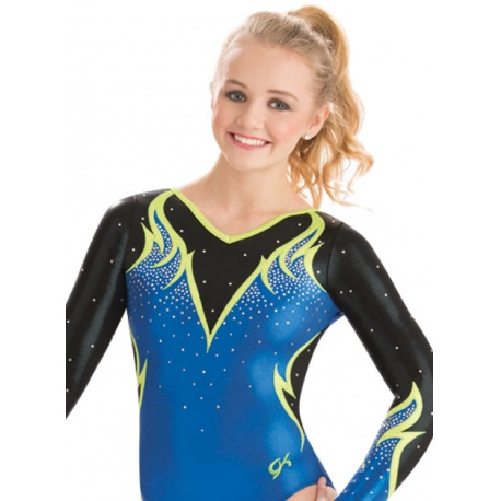 Fiery Glory Competition leotard 9620