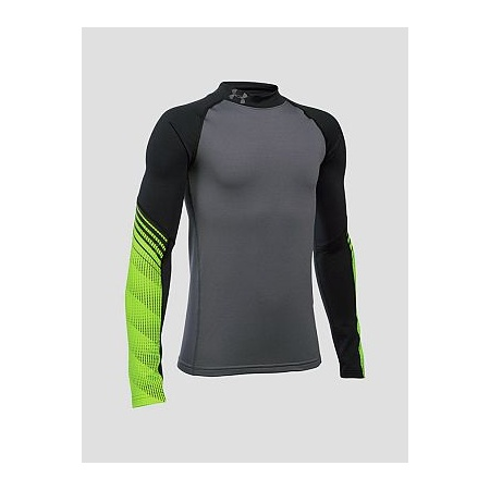 Tričko Under Armour ColdGear Armour Mock - YXL
