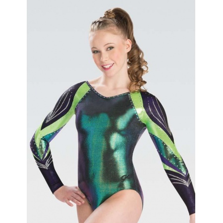 Simply chic competitive leotard 7610