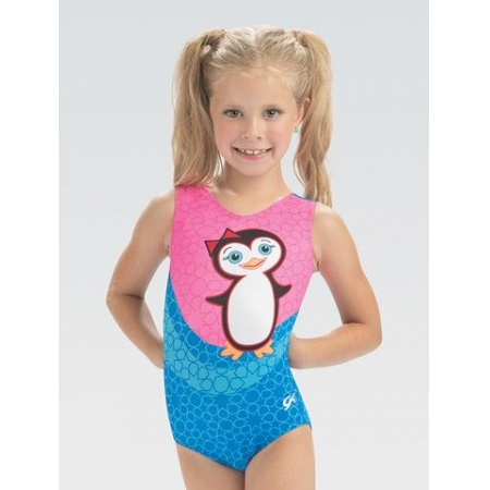 E3783 - Hello Pinguin Leotard