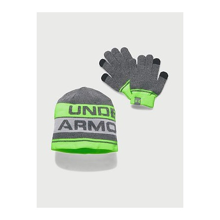 Čepice a rukavice Under Armour Pom Beanie