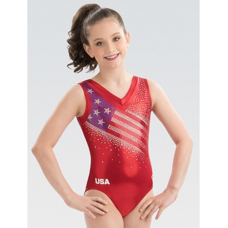 E4007 - National Team Replica Leotard - size AS