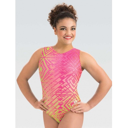 E3717 Aztec Party Leotard - size CS