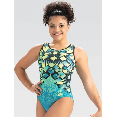 E3952 - Laurie Hernandez Coll Kaleido-Bows Leo