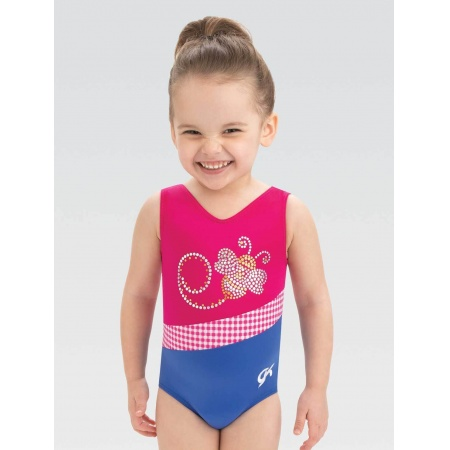 E3940 - Gkids Flighty Bee Tank Leotard