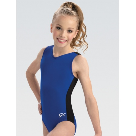 E3916 - Cobalt Cross Back Camp Leotard - size AM
