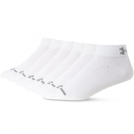 Ponožky Under Armour Charged Cotton Crew 6pack
