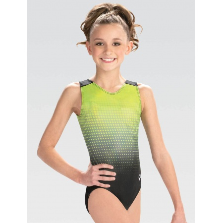 BRANDED V-Neck Leotard 3858 Y58