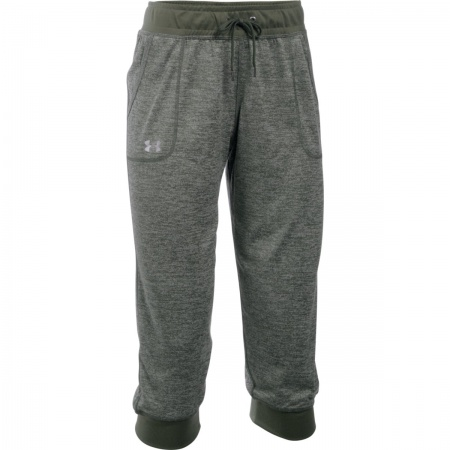 Tepláky Under Armour Heatgear Tech Capri - Twist