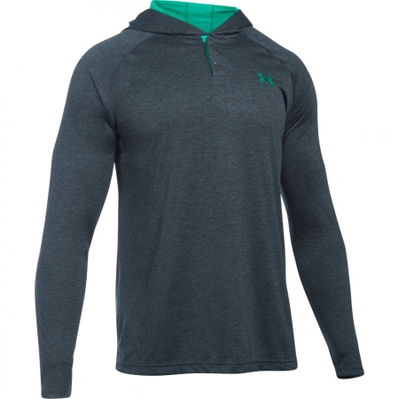 Tričko Under Armour Heatgear Tech Popover Henley