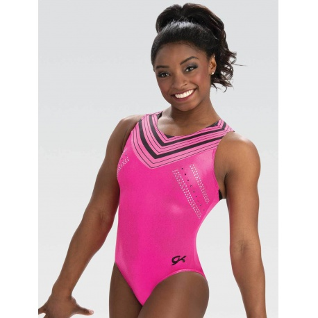 Berry Vibe Leotard 3850 - size CL