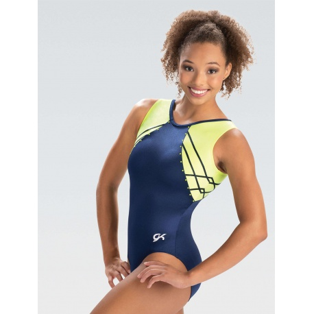 Neon Beauty Tank Leotard