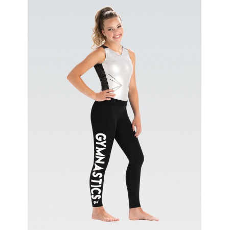 E4036 - Gymnastics Leggings - size AS