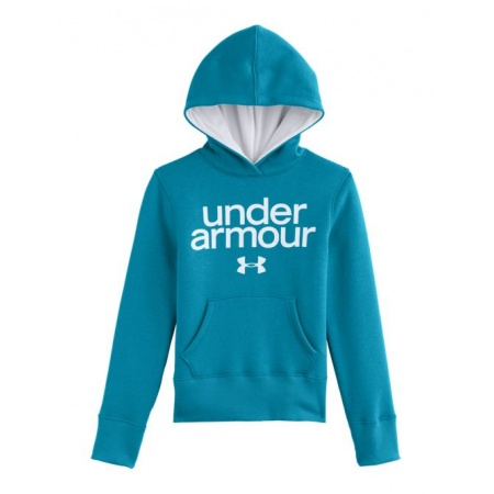 Dívčí mikina Under Armour Favorite Fleece Hoodie