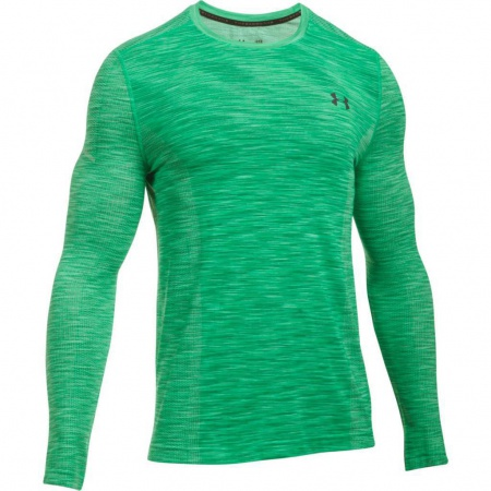 Pánské triko Under Armour Threadborne Seamless LS