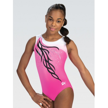 Dreamlight by GK Intertwined Sparkle Tank Leotard