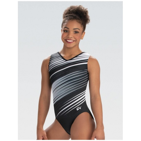 Tank Leotard Breaking Black