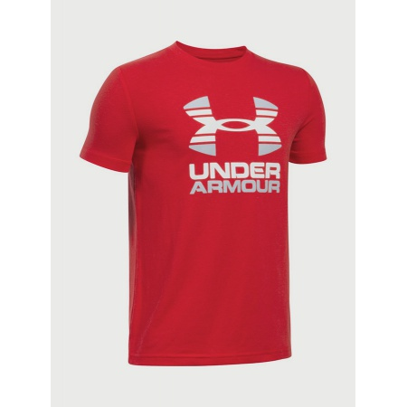 Tričko Under Armour Two Tone Logo SS T