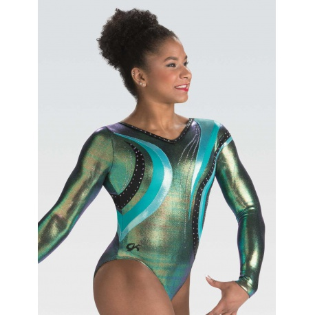 Calming Wave Competition leotard 9613