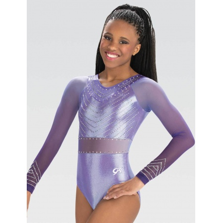 Sublimated Belted Competition Leotard
