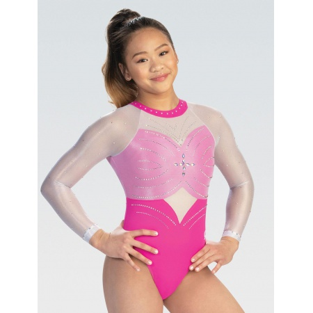 Shadowing Competition Leotard