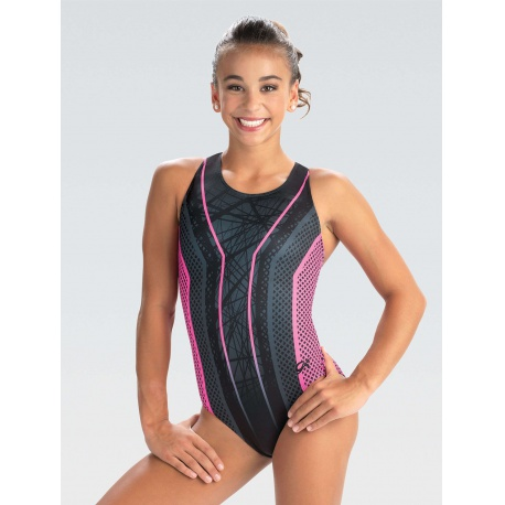 Athletic Charge Tank Leotard - size CL